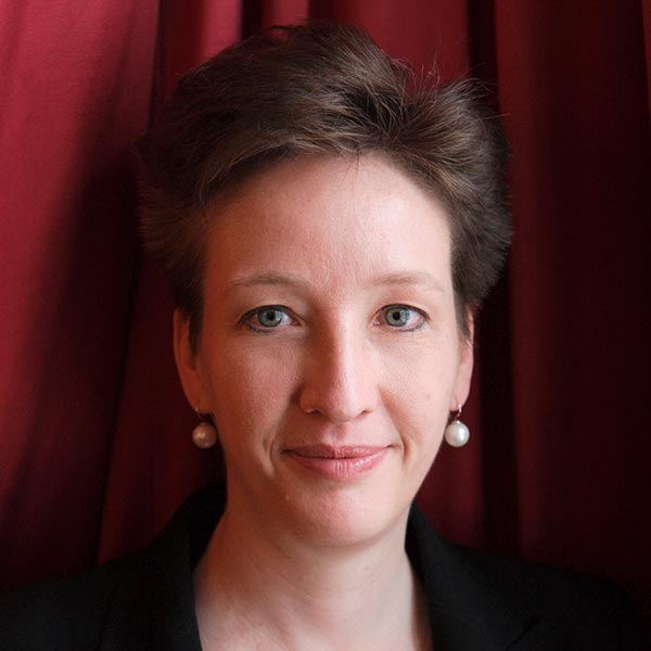Franziska Hunke, Managing Director © Wilfried Hösl