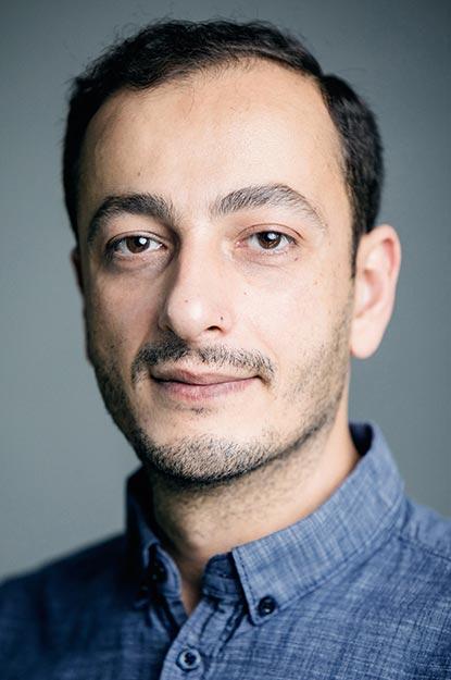 Irakli Atanelishvili © Marc Lontzek