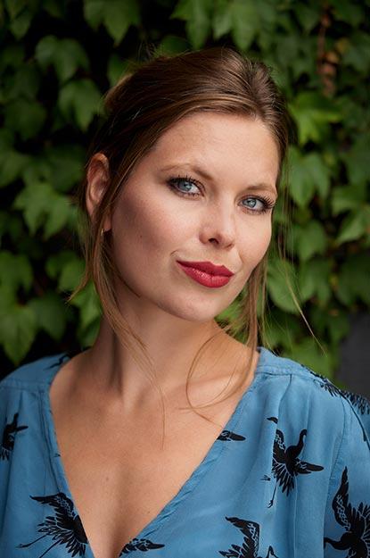 Nina van Essen © Maurice Lammerts van Bueren